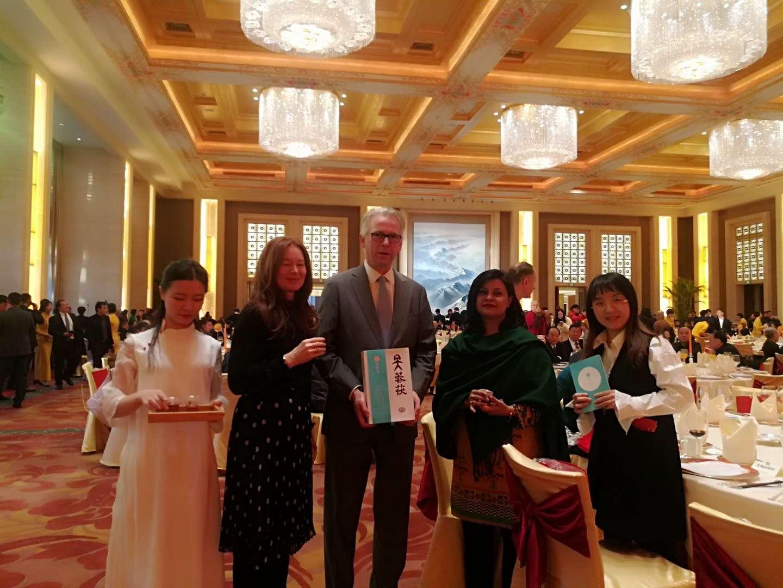 中国国际新春招待会