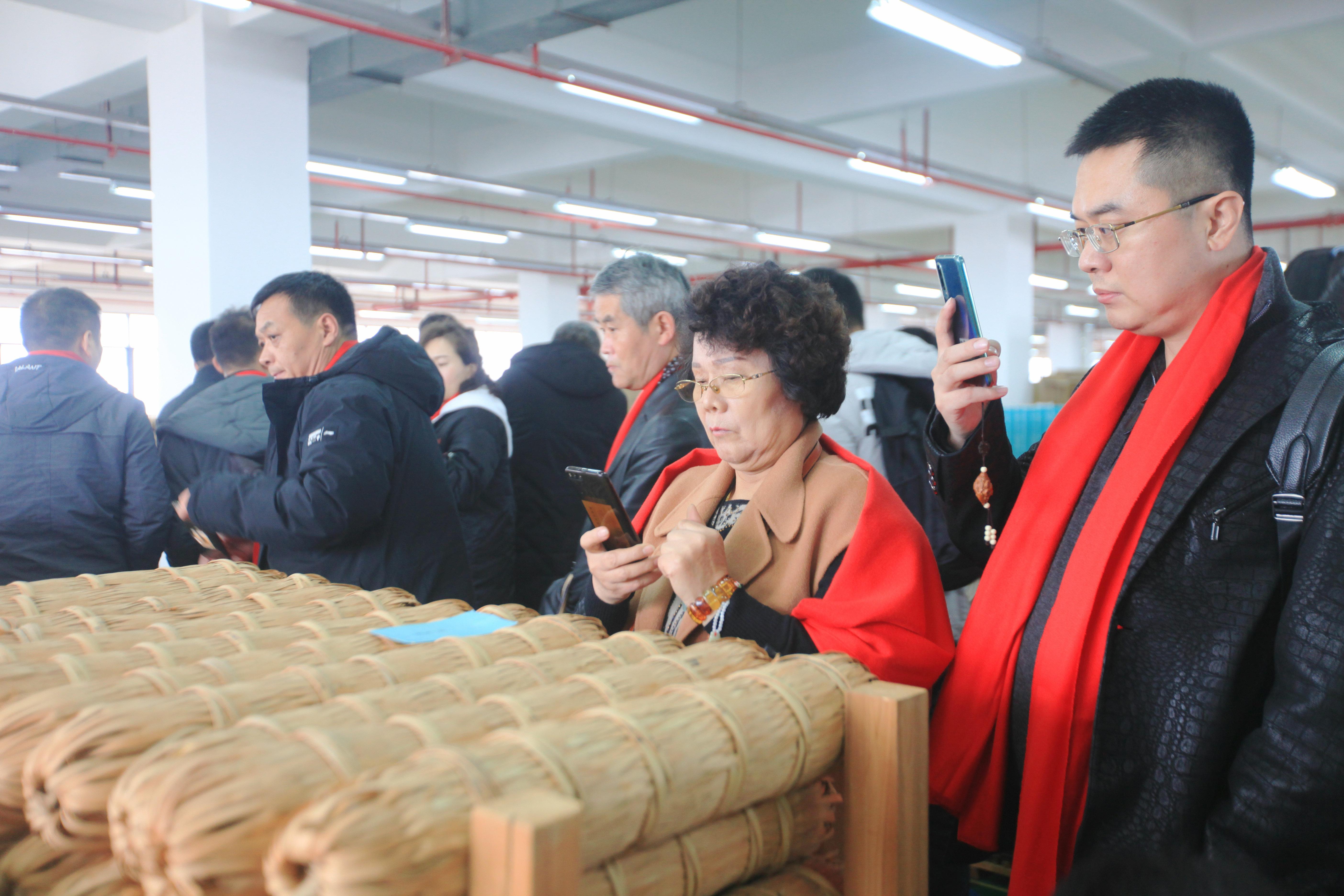 青岛香木海经销商对香木海的感谢