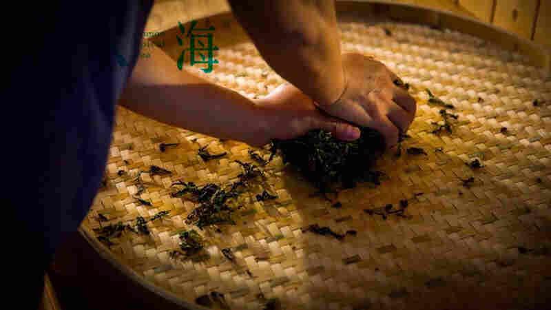 安化黑茶黑毛茶制作工艺